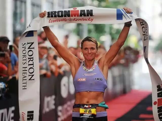 Nina Kraft Triathlon Vitargo + Electrylte