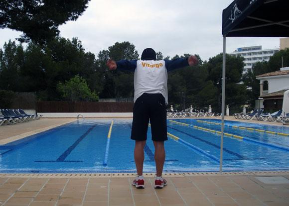 Vitargo Schwimmen
