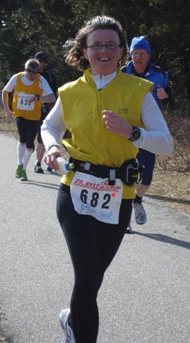 Syltlauf 2010 mit Vitargo
