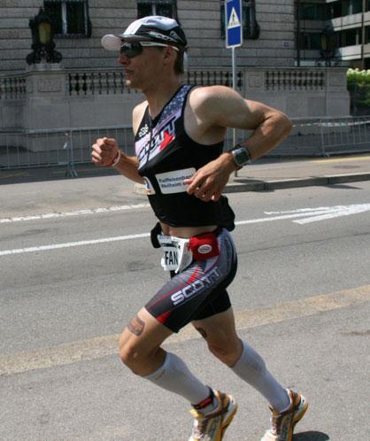 Stefan Schmid Triathlon Ironman Zürich - Vitargosportler