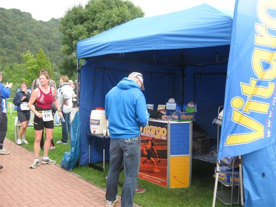 Hagen Triathlon - Vitargo vor Ort