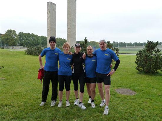Vitargo Team Berlin Marathon 2010