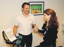 Leistungsdiagnostik miles - neuer MyVitargo Partner