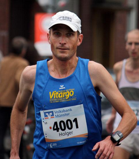 Holger Deifuß vom Vitargo Team