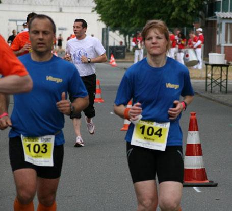 Vitargo Team beim Knastmarathon