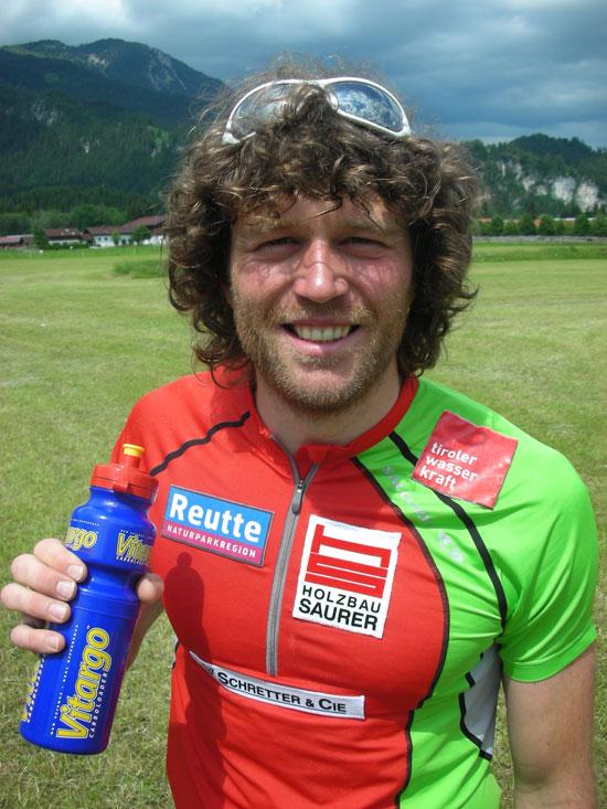 Thomas Steurer - Vitargo Überzeugungssportler