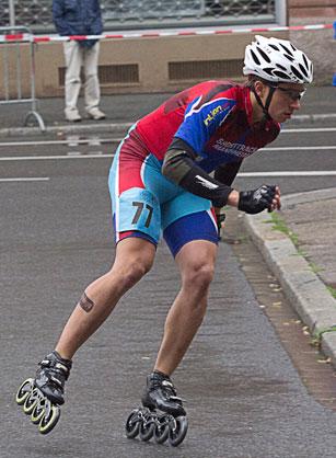 Inliner Rennen Sport & Spiel in Manheim 2011 mit Vitargo