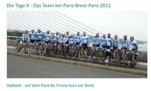 Paris-Brest-Paris Radmarathon mit Vitargo