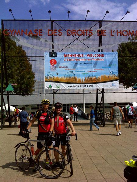 Radmarathon Paris – Brest – Paris