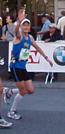 Team Vitargo erfolgreich beim Berlin Marathon 2011