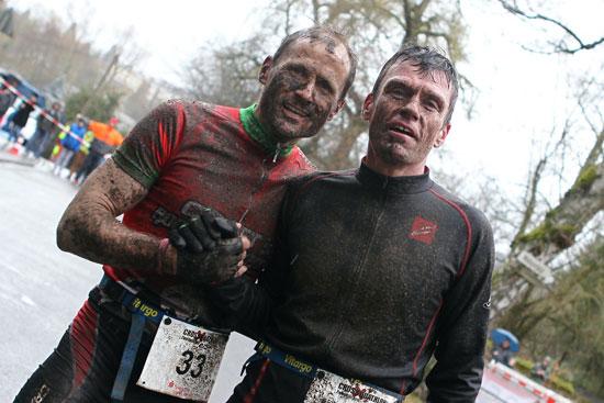 Carsten Bresser und Udo Bölts - Crossduathon 2012