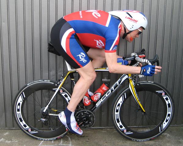 Axel Fehlau Organisator vom Vitargo Team Germany 2012
