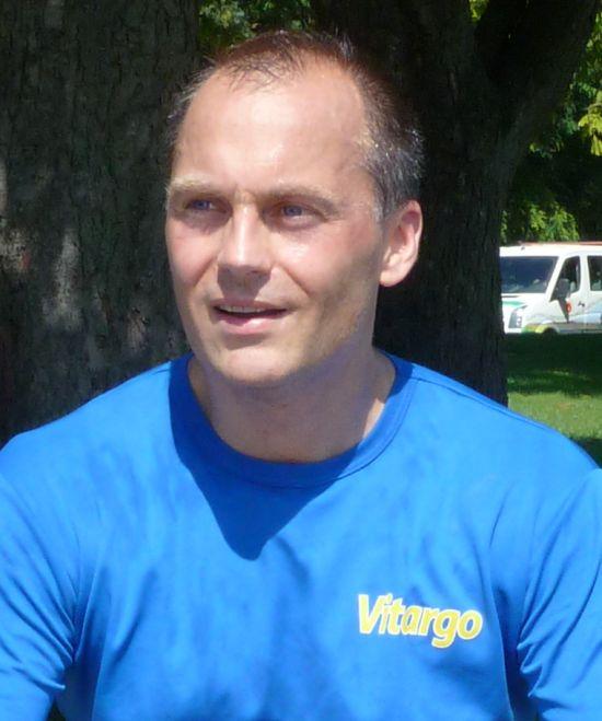 Joachim Krause vom Team Vitargo