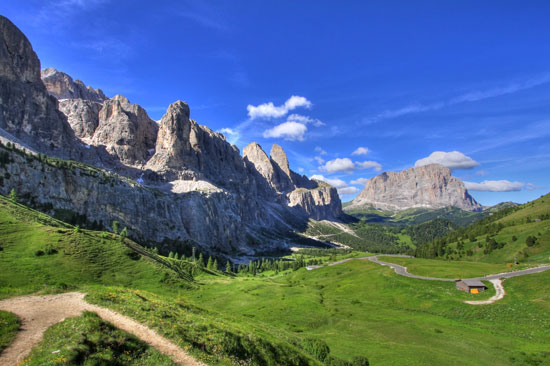 Trans Alp Tour 2012