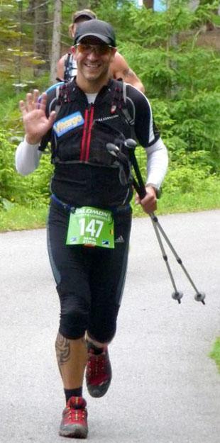 Mit Vitargo beim Zugspitz-Ultra Trail