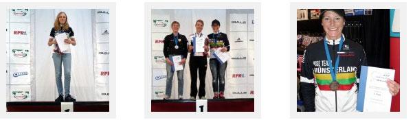 Rose Team Münsterland erfolgreich mit Vitargo