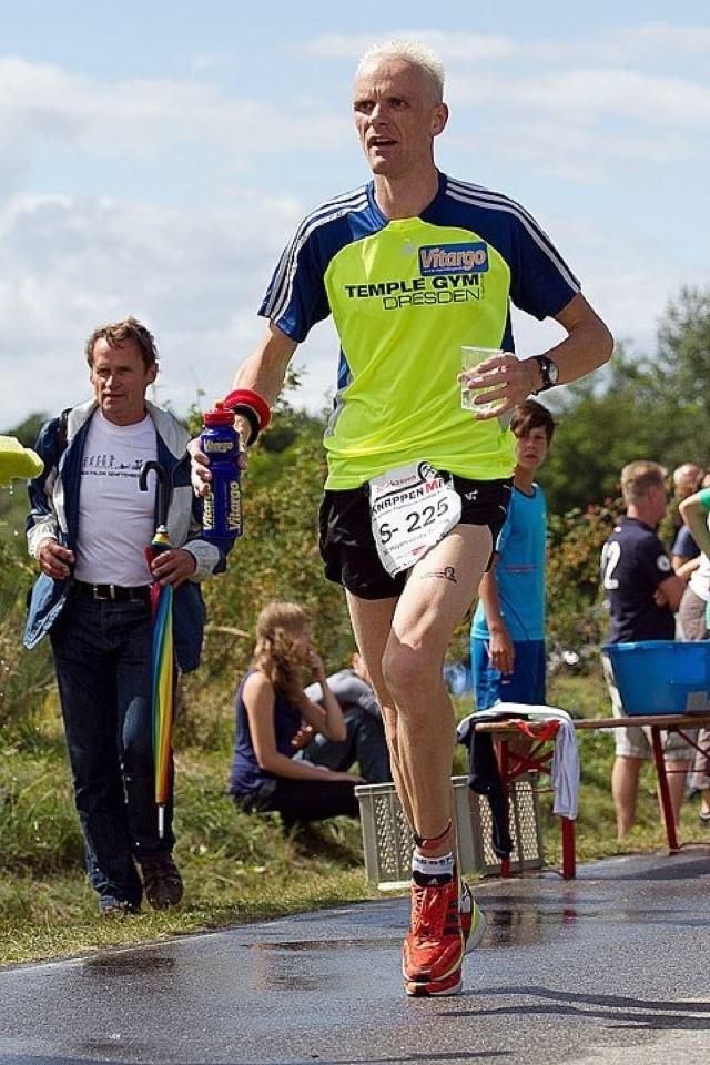 Vitargo Sportler Alex Noack - Rennbericht Berlin Marathon