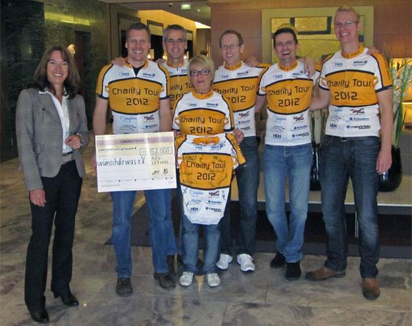 Charity Tour 2012 - Spende Wünsch dir was e.V.
