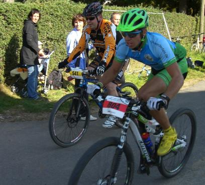 Vitargo Sportler Tino Kässner - MTB SG Adelsberg