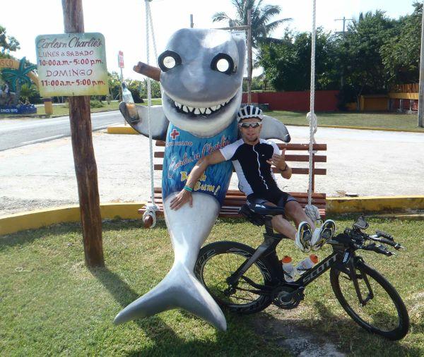 Vitargo Sportler stefan Schmid erfolgreich beim Ironman