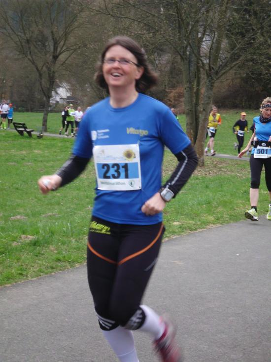 Mit Vitargo zum Rennsteig-Marathon