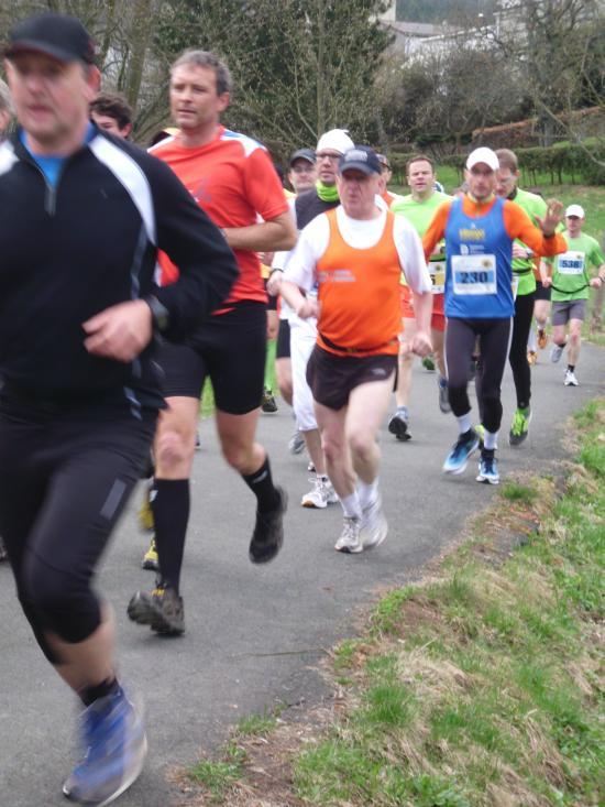 Vitargo - Weg zum rennsteig