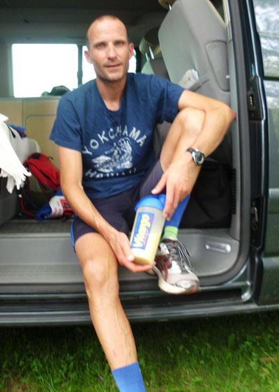 Mit Vitargo Beim Marathon in Bad Pyrmont