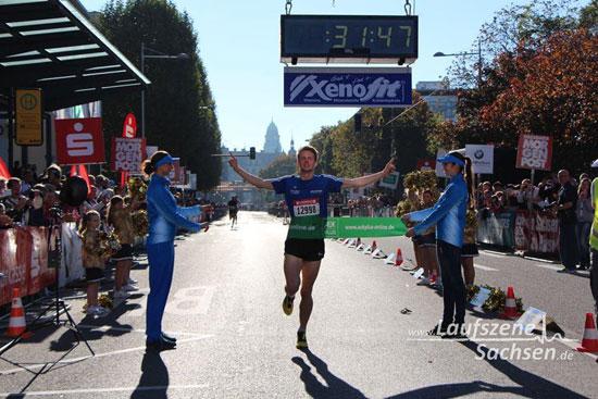 Dresden Maraton 2014