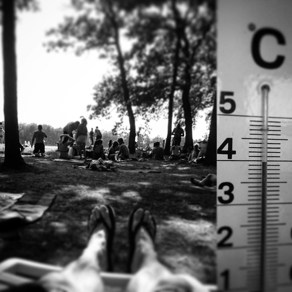 Triathlon bei Hitze