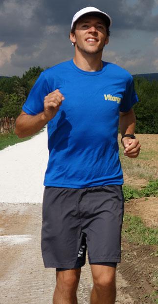Florian Reuss Spartathlon 2015