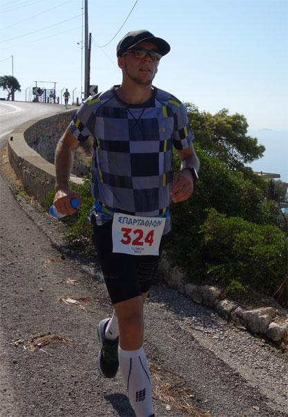 Vitargo Sportler Florian Reuss gewinnt Spartahlon