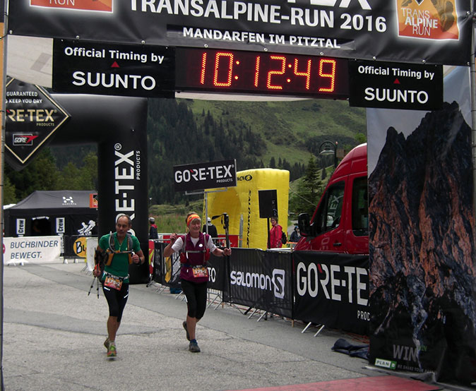 Trans Alpine Run 2016 - Vitargo Sportler