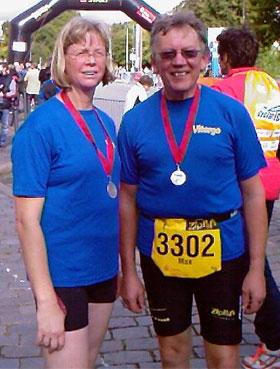 Jan Diekow, Laufstil Lauf- und Triathlonexperte aus Würzburg