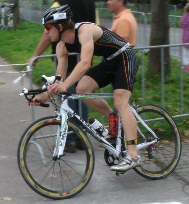 Kolja Milobinski, 23 Jahre, Triathlet