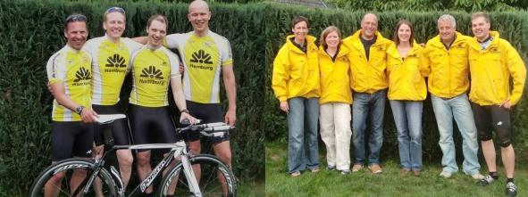 BSG Commerzbank Team - RAAM 2010