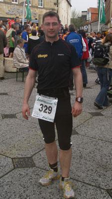 Klaus Rössler - Sixdays Teilnehmer und begeisterter Läufer