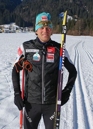 Thomas Steurer - Langlaufprofi