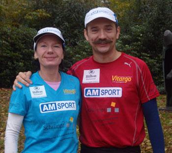 Thomas Wenning und Claudia Weber