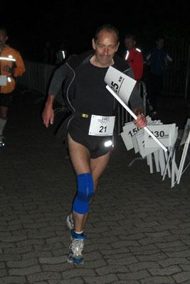 125 KM Fahne - Karl Berndtstrotmann 24 Stunden Lauf Delmenhorst