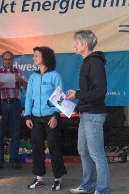 Silvia Rusche - 24 Stunden Lauf in Delmenhorst