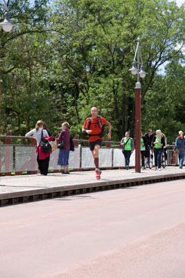 24h Rennen - Dennis vom Trailmagazin