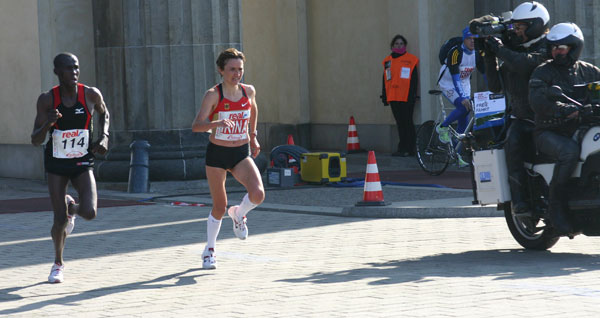 Irina Mikitenko in 2:19:19