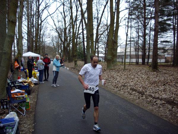 Karl Berndstrotmann erfolgreich über die 100KM von Kienbaum