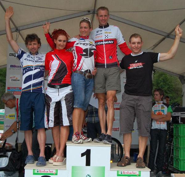 Björn Papstein erfolgreich beim Spessart Bike Marathon