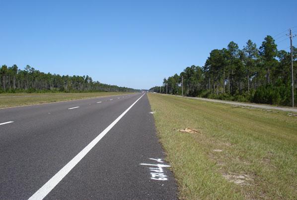 Radstrecke Florida Cleawater / Ironman
