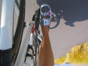 Rainer Lilischkes mit Vitargo nach Hawaii zum Ironman 2008 - Die erste Radfahrt