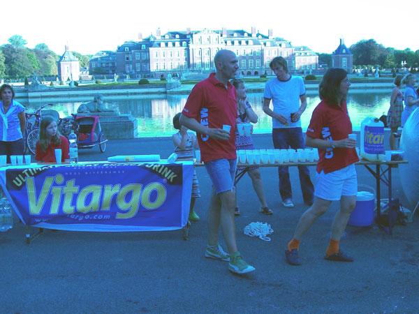 Halbmarathon in Nordkirchen