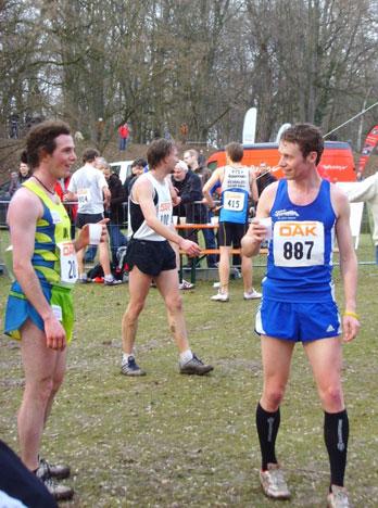 Der von MyVitargo unterstützte Sportler Marc Schulz bei der Cross DM 2009 in Ingolstadt!