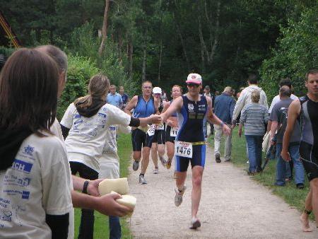 Laufen in Sassenberg 2008