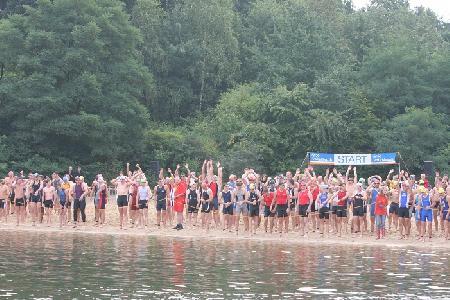 Schwimmstart in Sassenberg 2008